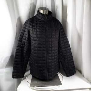 Ben Sherman Quilted Jacket 				 Size L